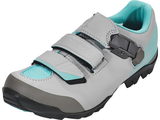 Shimano SH-ME3 - Zapatillas Mujer - gris/Turquesa